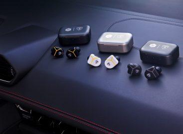 Lamborghini и Master & Dynamic представили новую коллекцию наушников