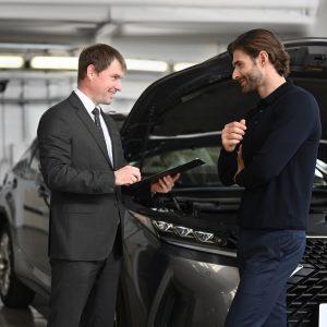 Исследование удовлетворённости клиентским сервисом Lexus