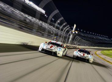Семь лет IMSA, семь титулов: Porsche 911 RSR в Северной Америке