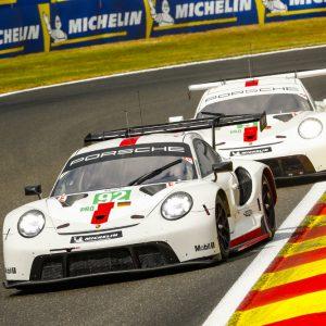 В финальной гонке чемпионата WEC Porsche нацеливается на третью в этом сезоне победу с участием нового 911 RSR
