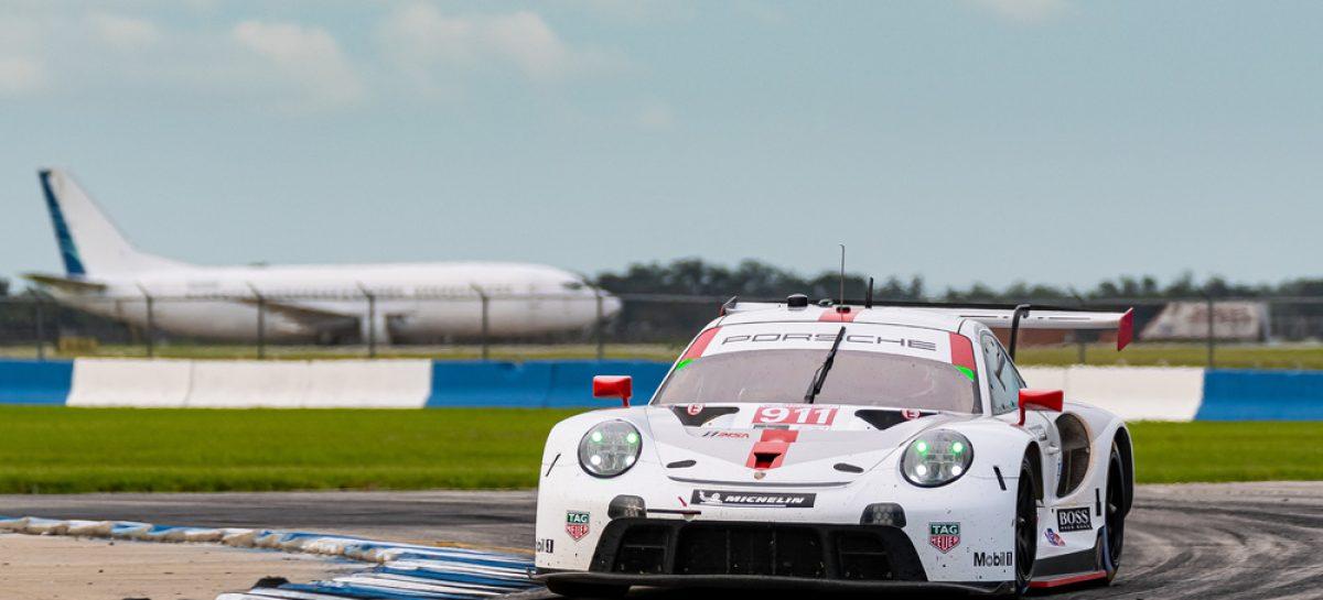 Porsche готовится к финальной гонке сезона