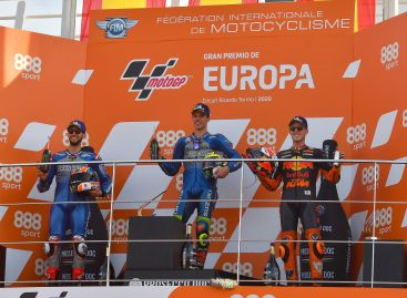 Двенадцатый этап мирового чемпионата MotoGP: первая победа Жоана Мира