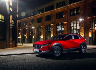 MazdaCX‐30 дебютирует в России
