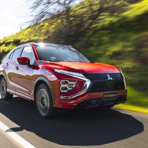 Mitsubishi объявила технические характеристики обновлённого Eclipse Cross