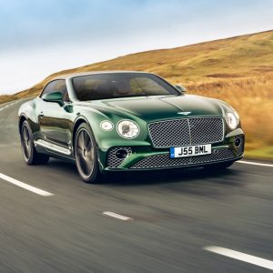 Bentley представляет новую твидовую отделку салона