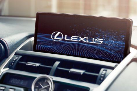 Lexus расширяет сервис обновления мультимедийных систем для автомобилей с навигацией