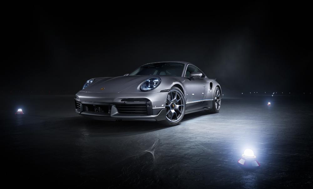 Porsche и Embraer