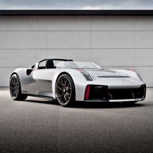 Porsche Unseen представляет неизвестные концепции автомобилей