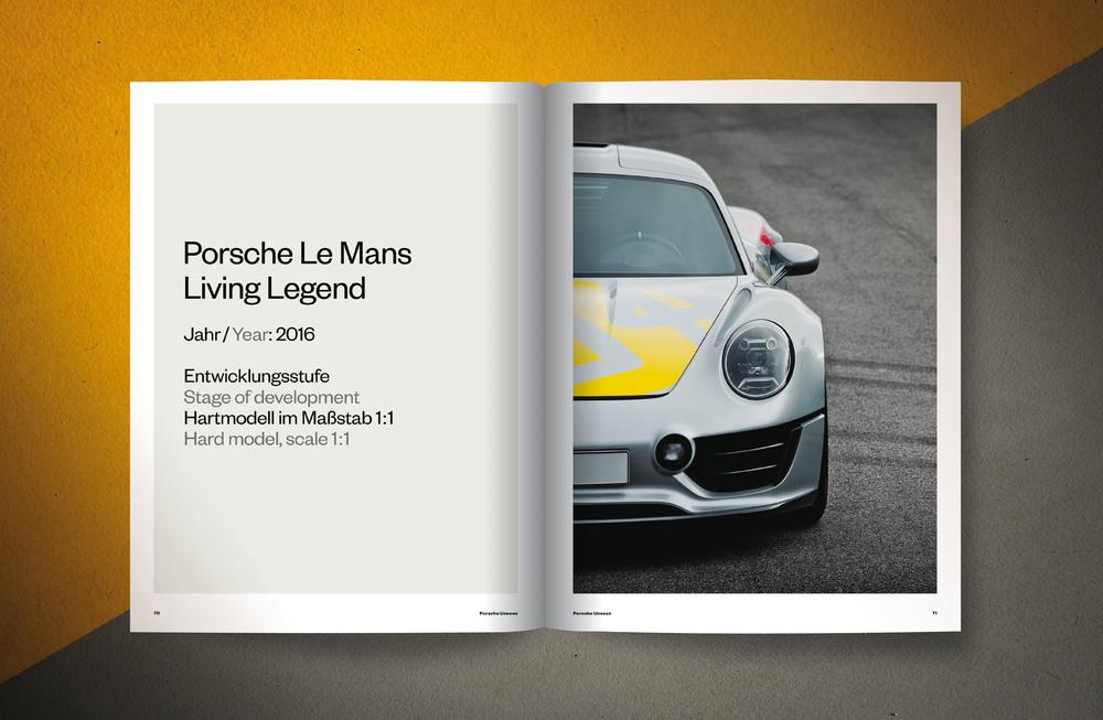 Porsche Unseen