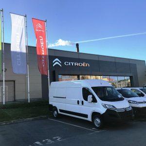 Citroёn объявляет об открытии нового дилерского центра «Wagner Auto» в Санкт-Петербурге