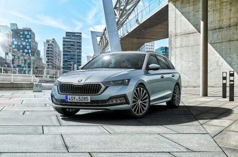 Škoda стала лучшей компанией 2020 года по версии Autobest