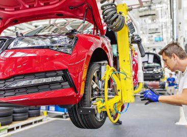 Skoda получает дополнительные мощности в производственной сети Volkswagen Group