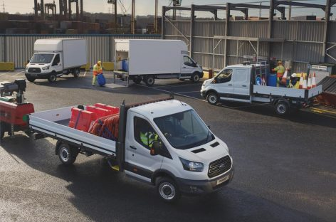Соллерс Форд предлагает заводское решение дополнительного утепления кабины шасси Ford Transit