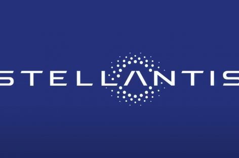 Stellantis представляет логотип компании