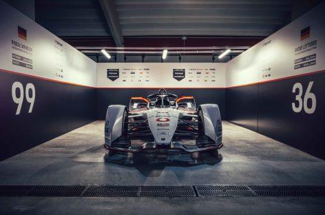 Финальное испытание для команды TAG Heuer Porsche Formula E перед началом сезона в Чили