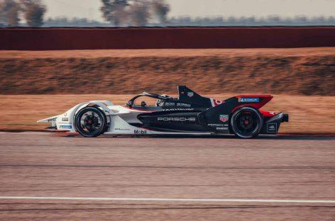 """""""Мы хотим побеждать в гонках и стать чемпионами мира"""" – TAG Heuer Porsche Formula E"""