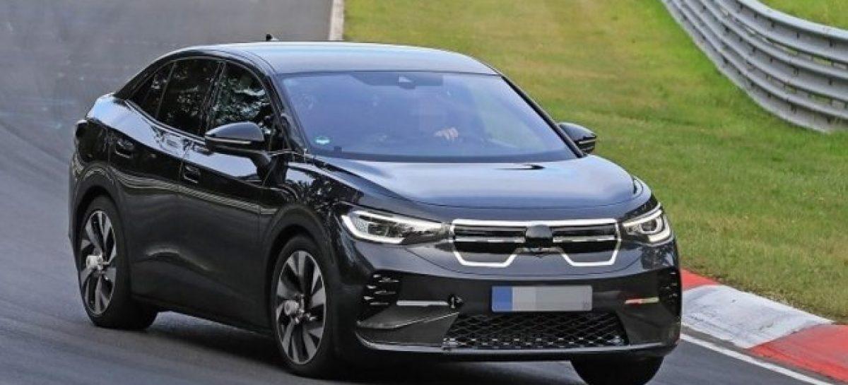 Volkswagen поделилась планами относительно нового купе-кроссовера ID.5