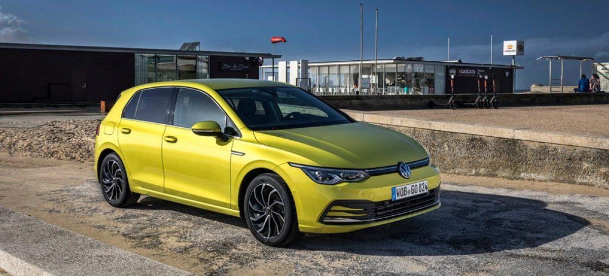 Комплектации нового Volkswagen Golf