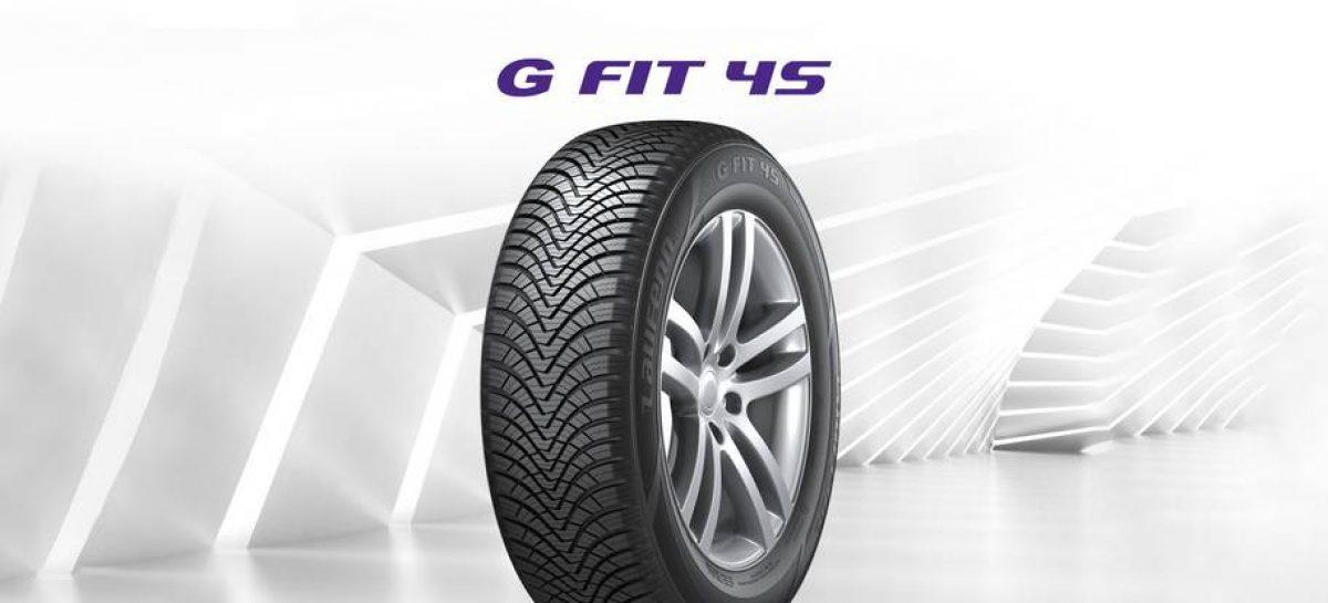 Hankook представила новые всесезонные шины под брендом Laufenn