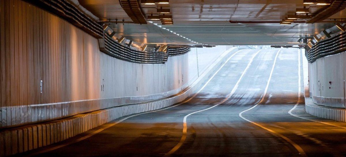 Тоннель и разворотный съезд к аэропорту Остафьево призваны разгрузить участок МКАД