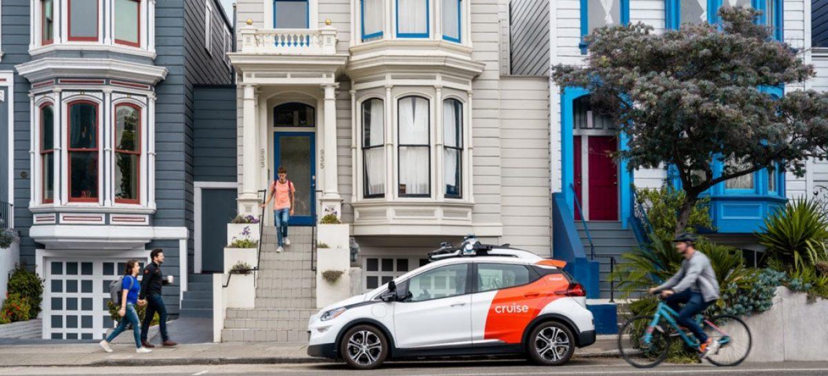 General Motors получила разрешение на эксплуатацию беспилотных автомобилей без водителей