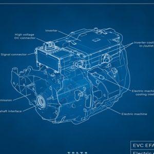 Volvo инвестирует в проектирование и разработку собственных электродвигателей