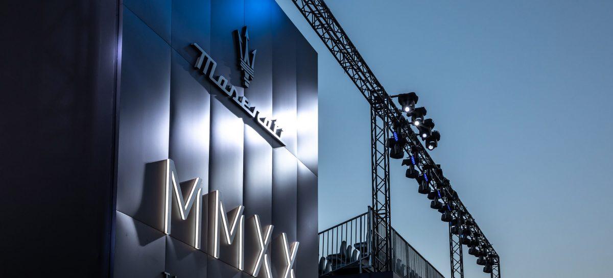 Maserati награждена за лучшее мероприятие в 2020 году