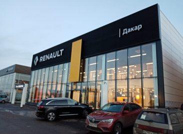 Renault открыла первый дилерский центр в концепции Renault Store Evolution