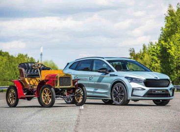 125 лет назад Вацлав Лаурин и Вацлав Клемент заложили фундамент компании Škoda