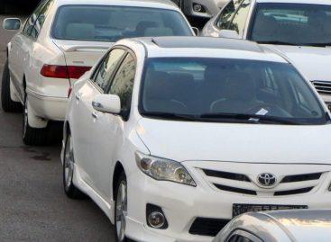 Посольство США в Ашхабаде объявило тендер на закупку автомобиля белого цвета c белыми дверными ручками