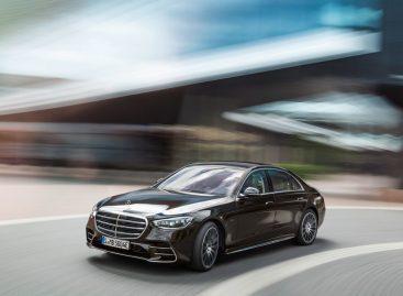 Объявлены российские цены на новый Mercedes-Benz S-Класса