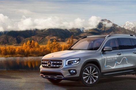 Mercedes-Benz Travel Guide: следуй за звездой
