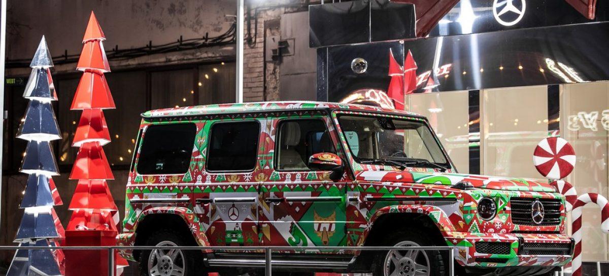 Mercedes-Benz открывает «Ателье добрых дел»
