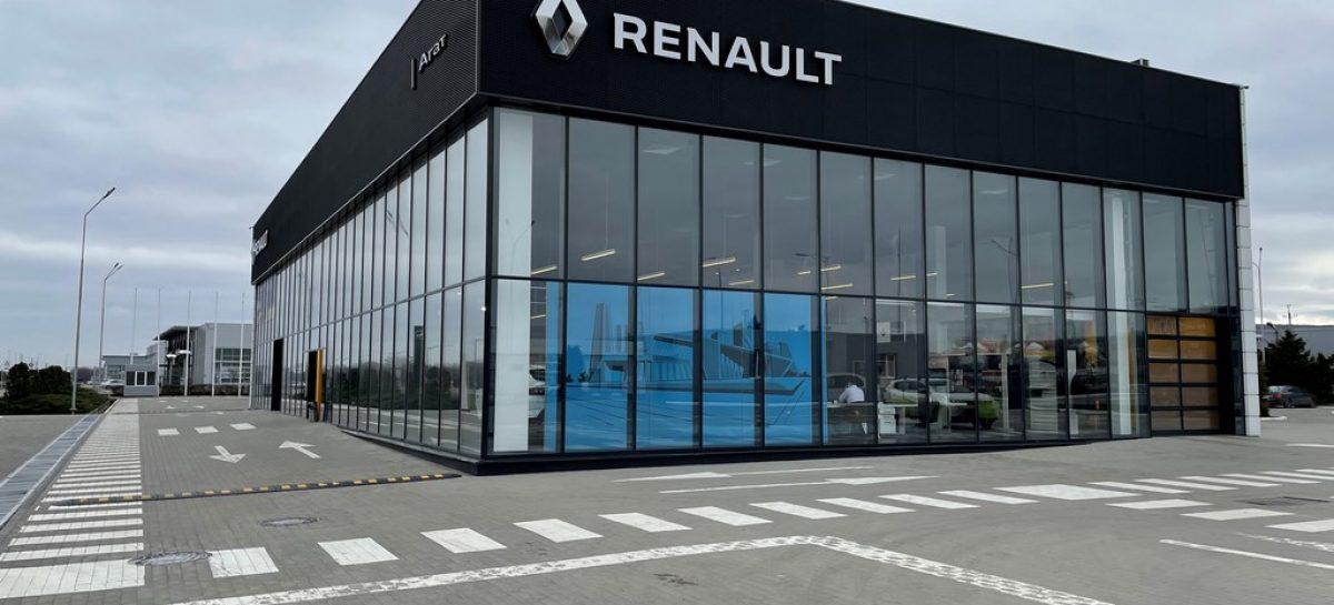 Renault открыла новый дилерский центр в Минеральных водах