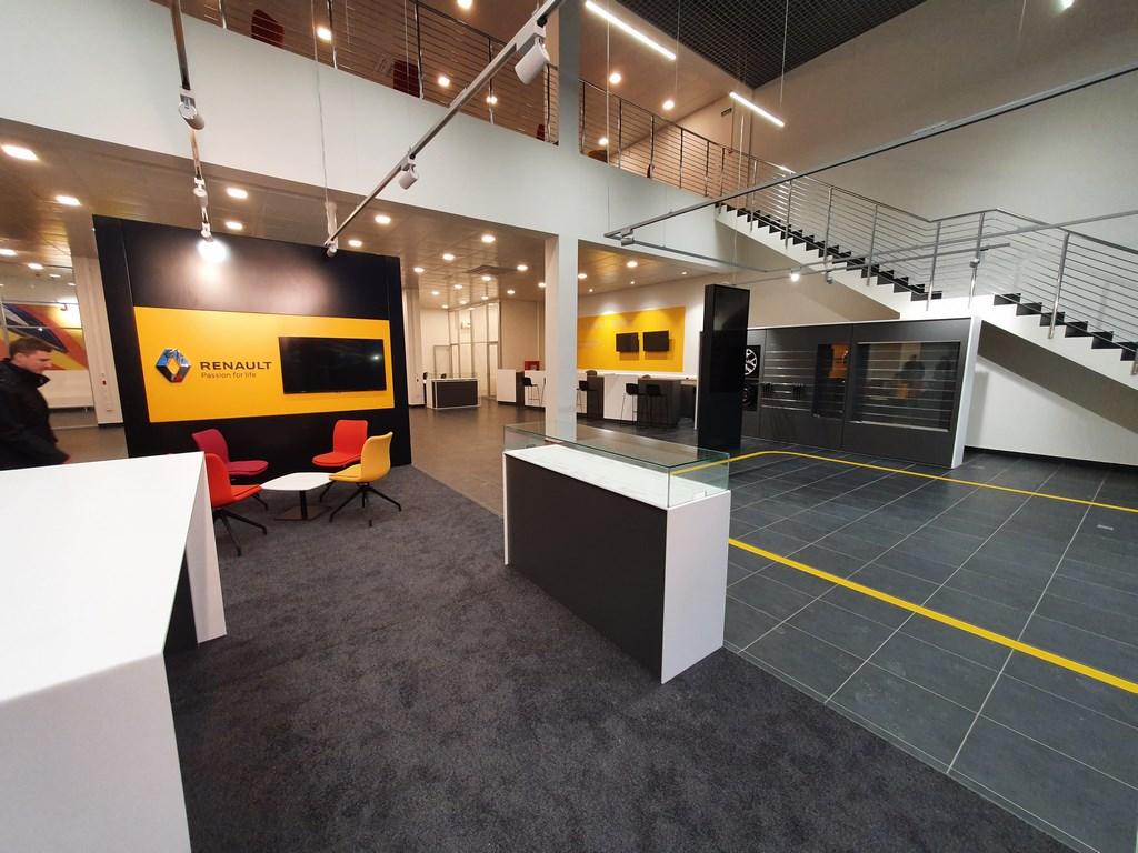 Renault Store Evolution