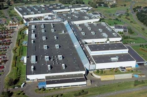Volvo будет собирать электродвигатели в Шёвде, Швеция