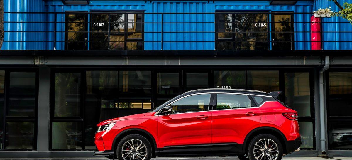 Автомобили Geely стали самыми продаваемыми среди всех китайских марок в России