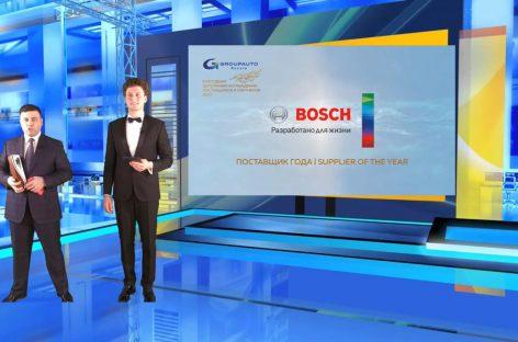 Bosch объявлен поставщиком года по версии Groupauto