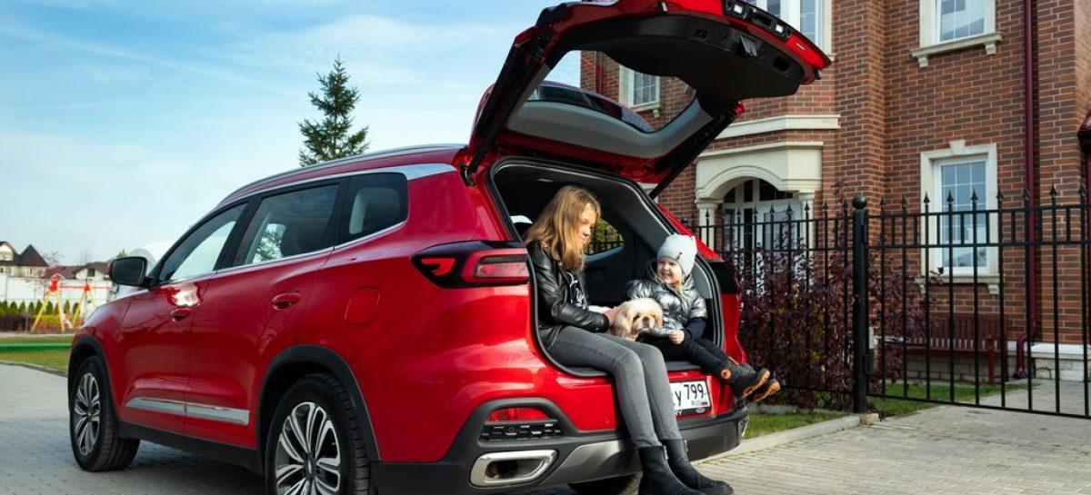 Новый кроссовер серии Tiggo по программам «Семейный автомобиль Chery» и Trade-in на особо выгодных условиях