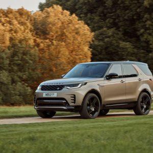 Jaguar Land Rover объявляет старт приема заказов  на Land Rover Discovery 21 модельного года