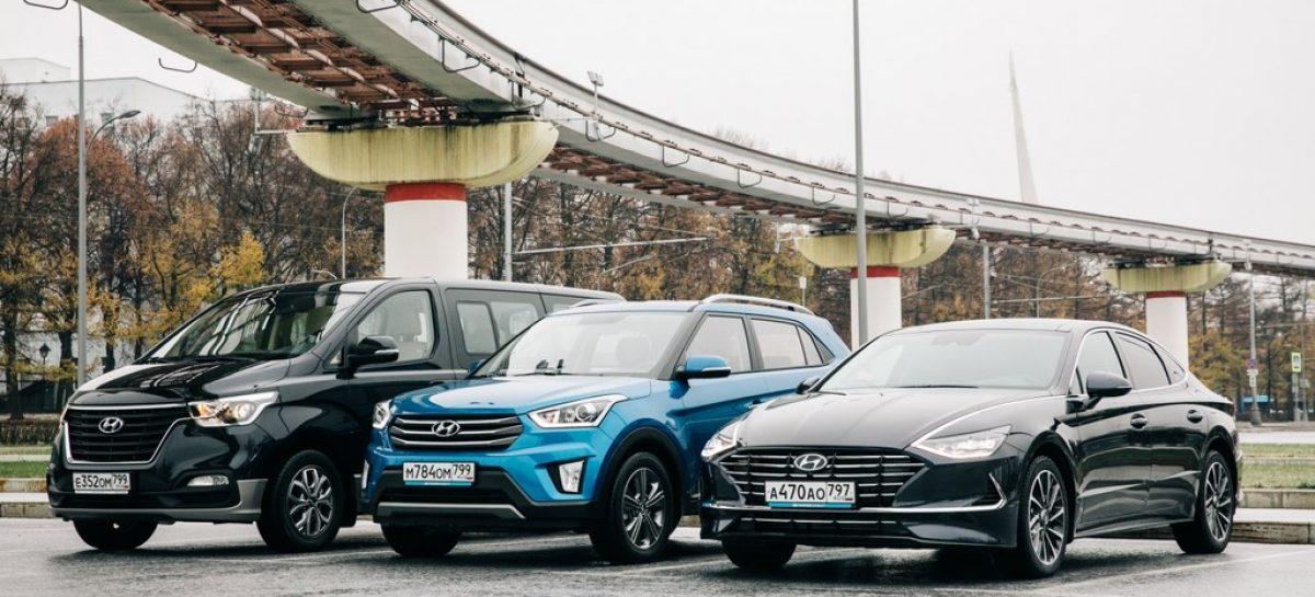 Hyundai Mobility запускает зимнюю акцию по увеличению пробега