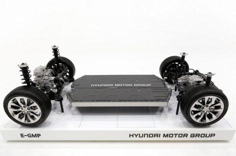 Hyundai возглавит рынок в эпоху электромобильности с помощью платформы E-GMP