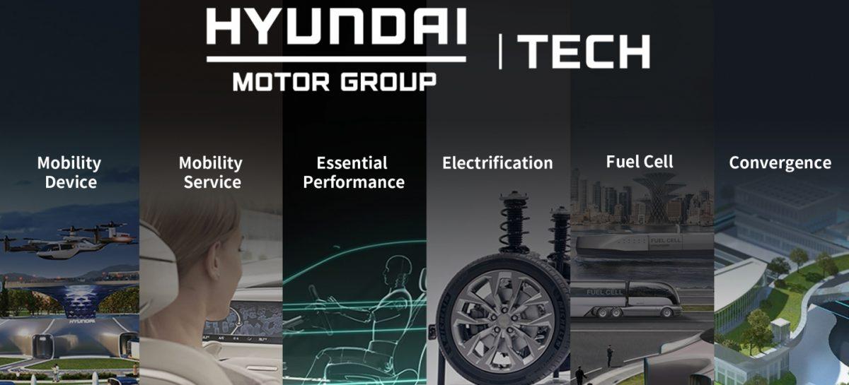 Hyundai запустила новый сайт о лидерстве в сфере технологий будущего