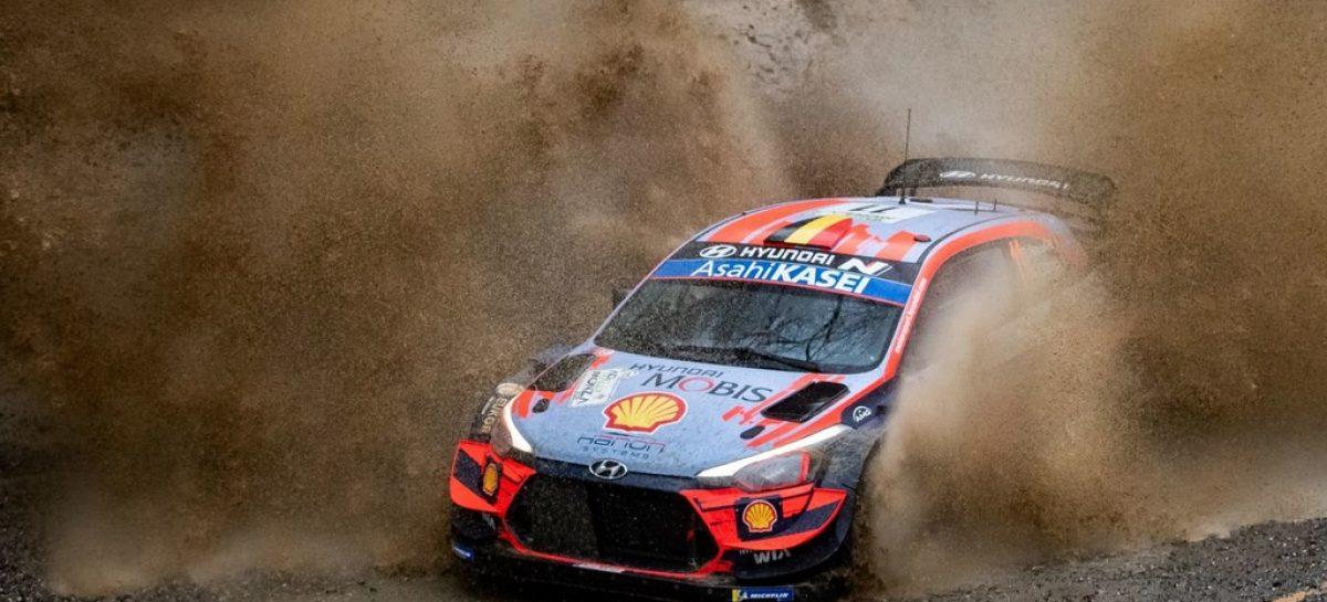 Hyundai Motorsport второй раз подряд завоевала Кубок производителей WRC