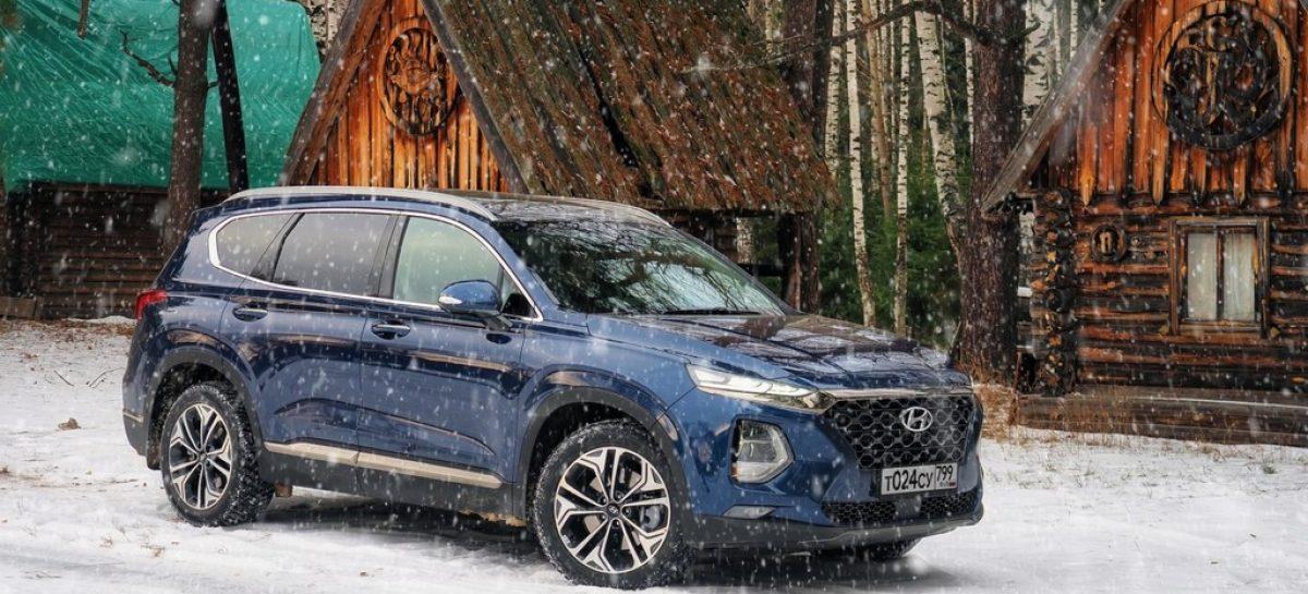 Hyundai создает новогоднее настроение в рамках проекта автопутешествий «Зиме быть!»
