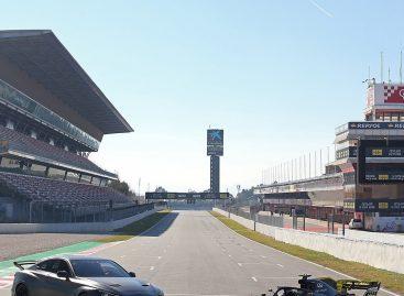 Infiniti завершает свое участие в «Формуле-1»