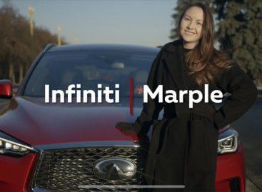 Звезда киберспорта Marple начинает сотрудничество с Infiniti