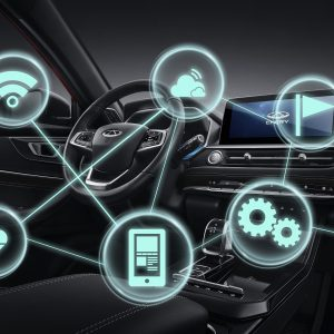 Chery и Huawei объединяются для работы над автомобилями будущего