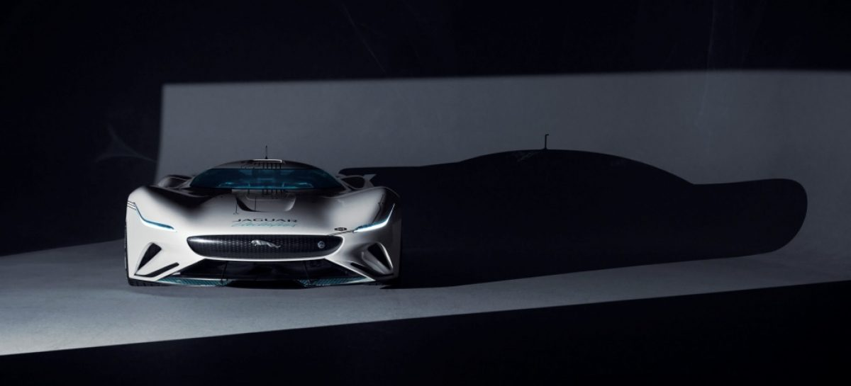 Jaguar Vision Gran Turismo SV: бескомпромиссный электромобиль, созданный для виртуальной гонки на выносливость
