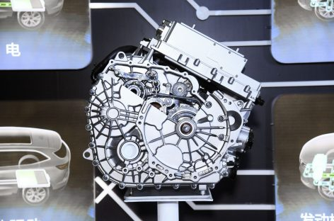 Great Wall Motor представляет гибридную систему L.E.M.O.N. DHT